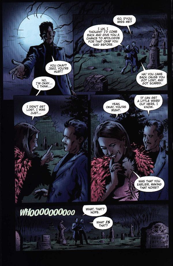 Read online Vampire the Masquerade comic -  Issue # Nosferatu - 20