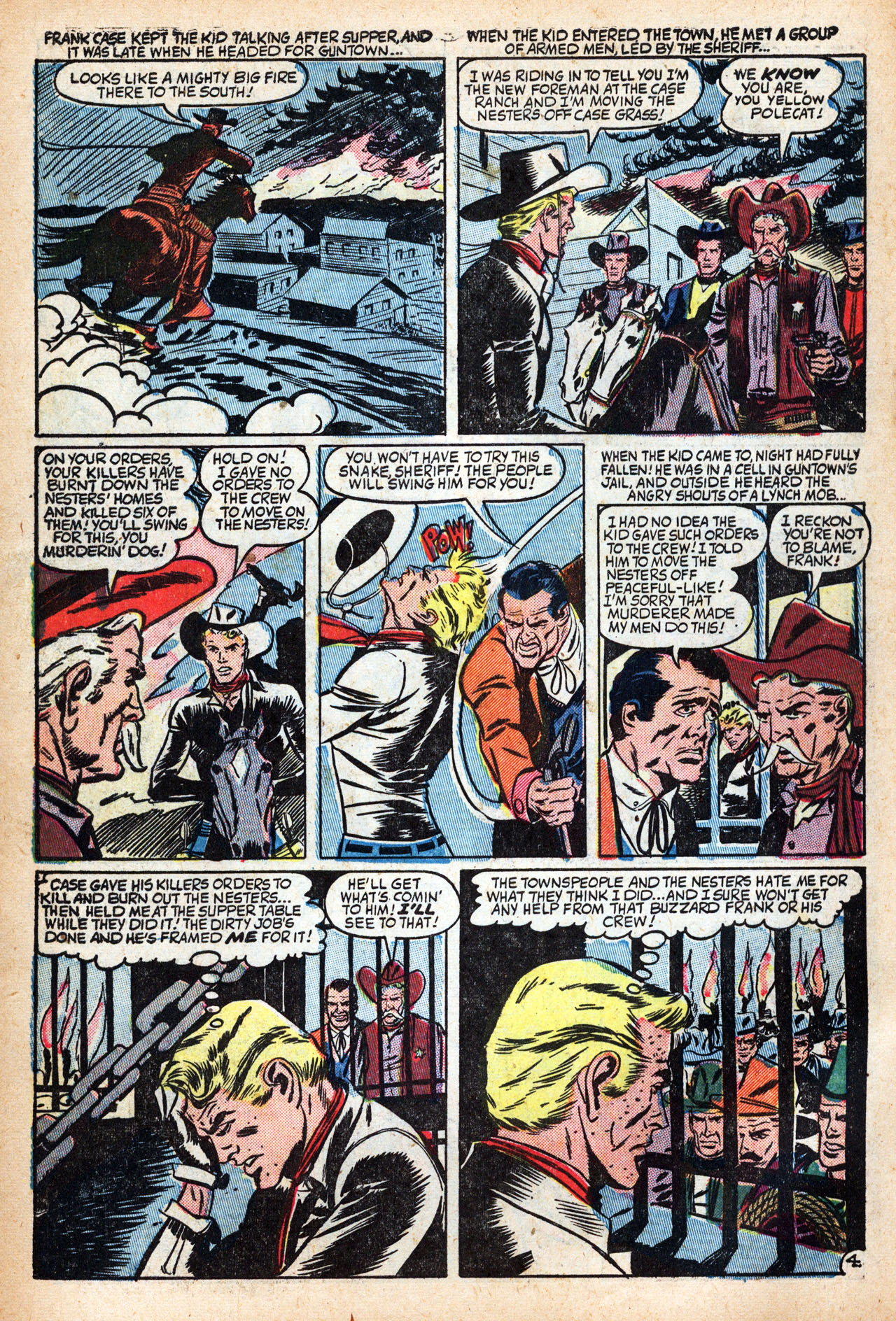 Read online Two-Gun Kid comic -  Issue #19 - 6