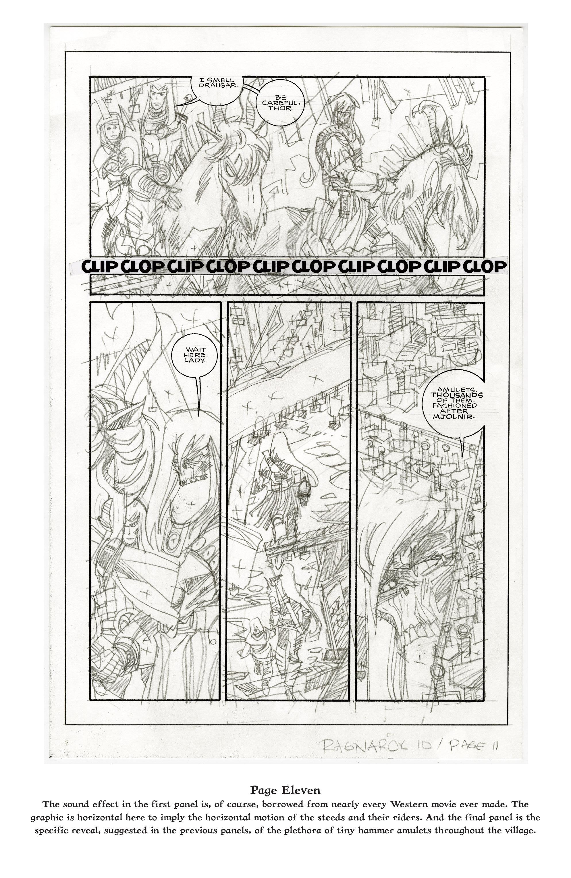 Read online Ragnarok comic -  Issue #10 - 28