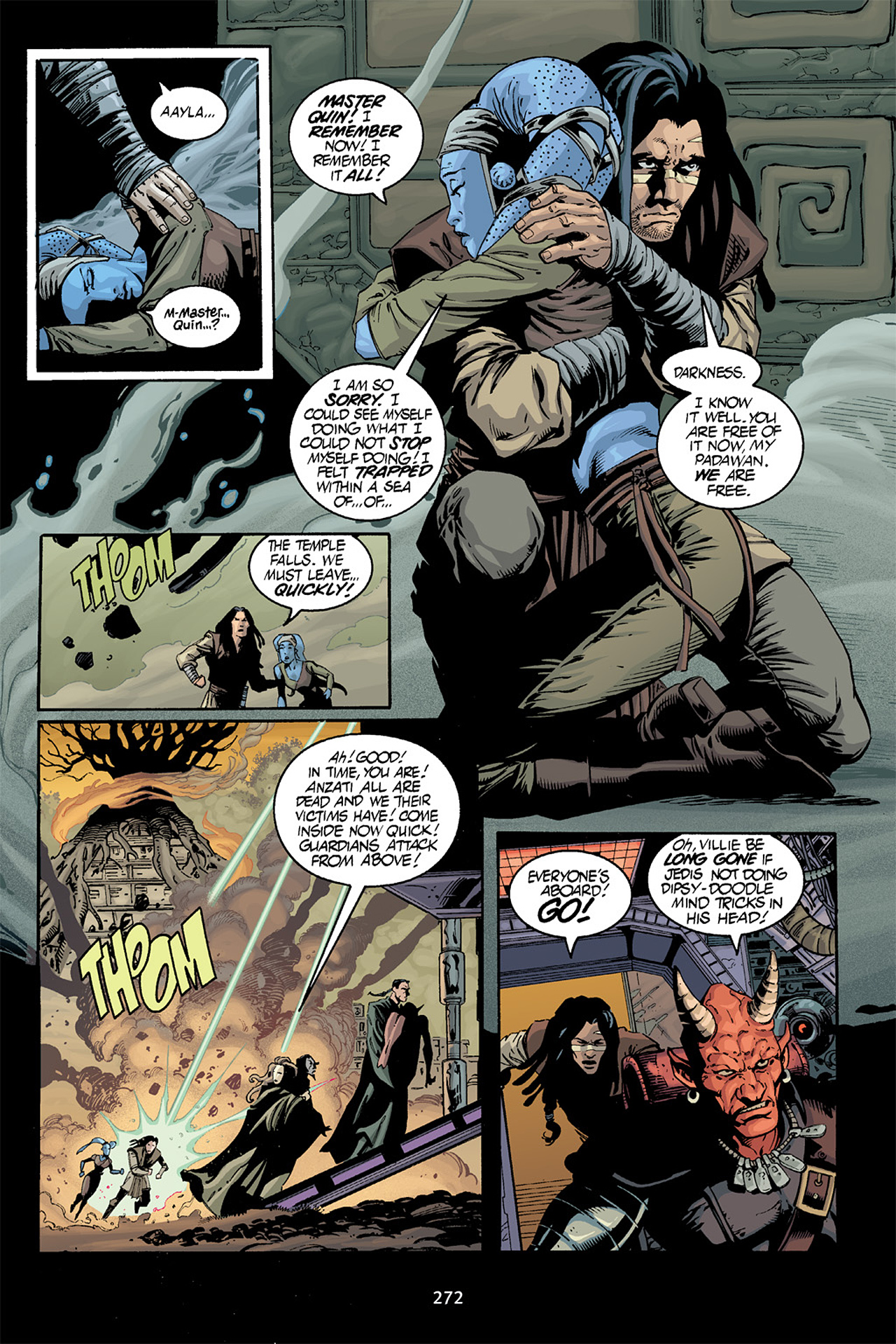 Read online Star Wars Omnibus comic -  Issue # Vol. 15 - 269