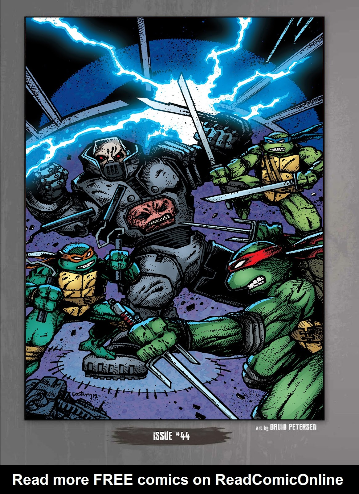 Read online Teenage Mutant Ninja Turtles: The IDW Collection comic -  Issue # TPB 5 (Part 4) - 32
