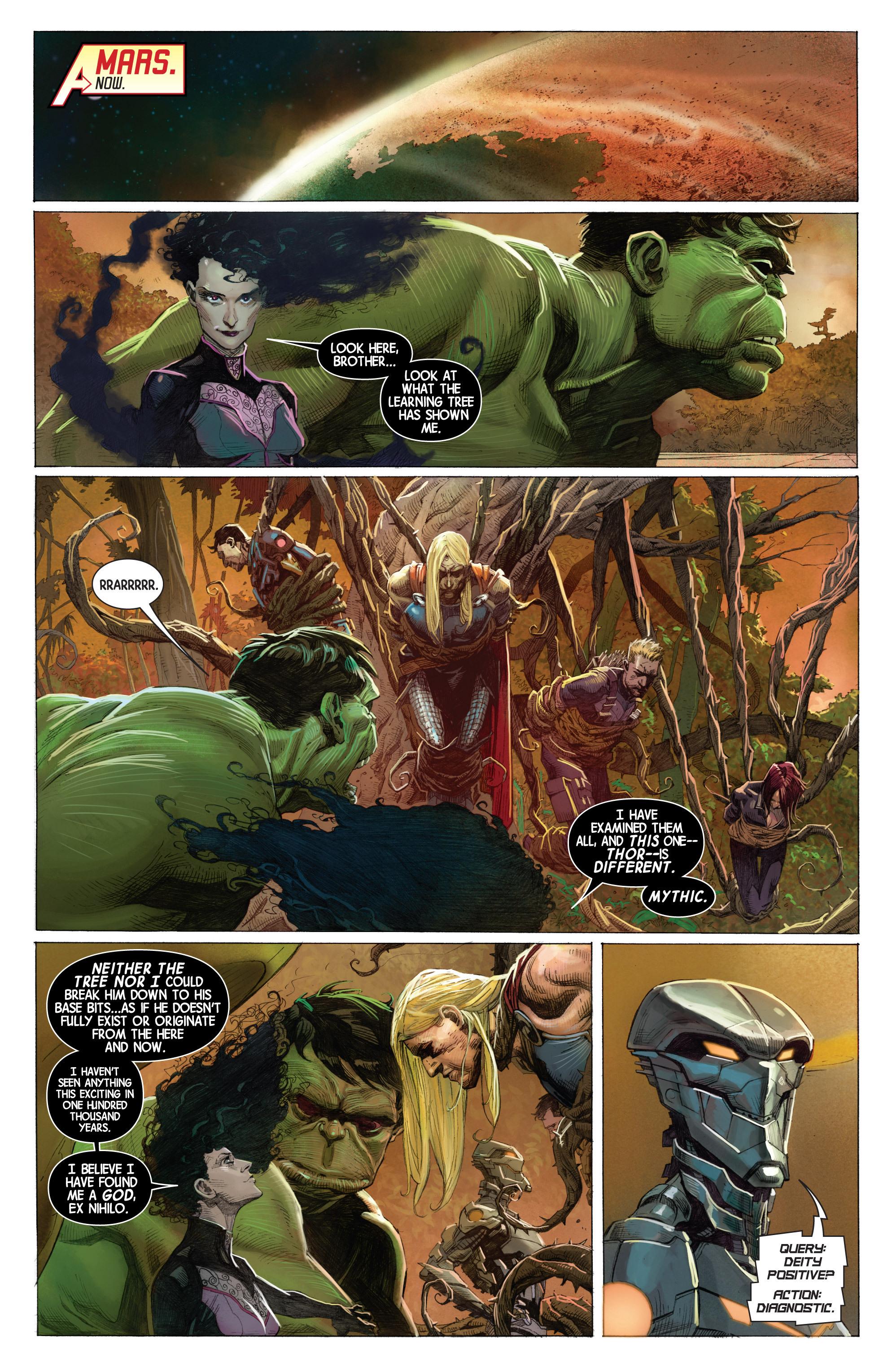 Read online Avengers (2013) comic -  Issue #Avengers (2013) _TPB 1 - 33