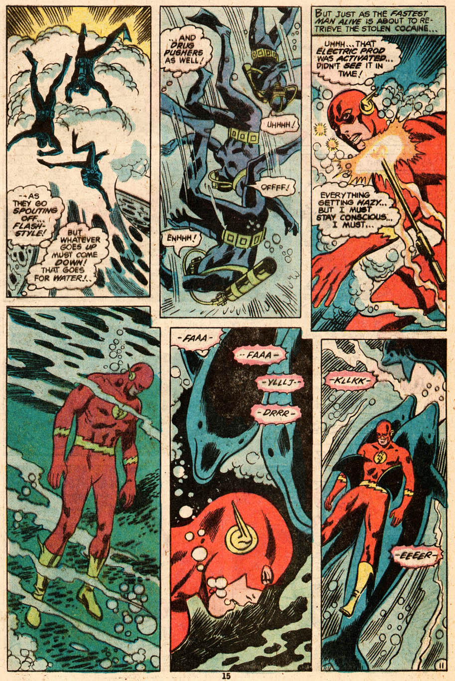 Read online Adventure Comics (1938) comic -  Issue #465 - 16