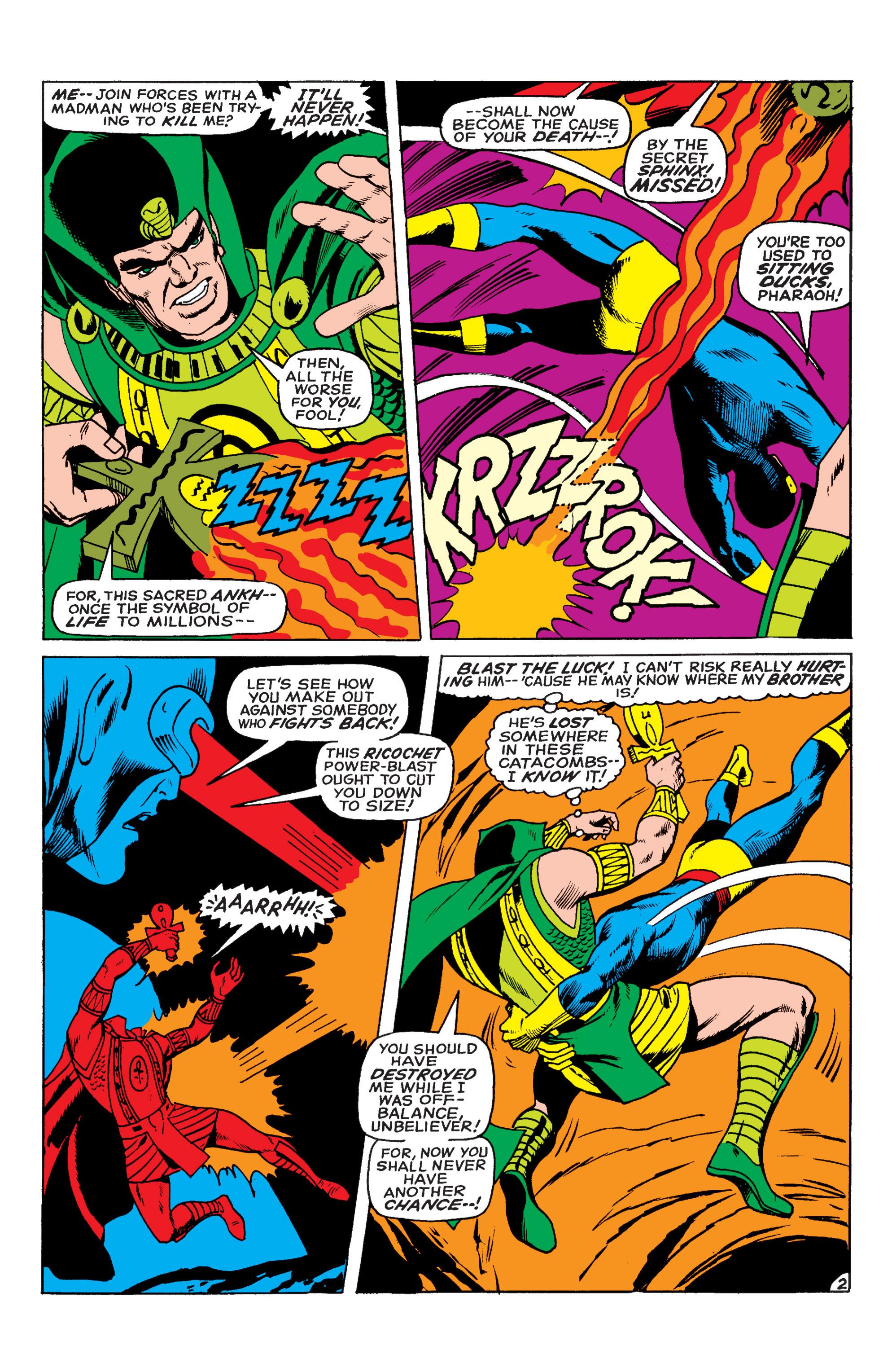 Uncanny X-Men (1963) 55 Page 2