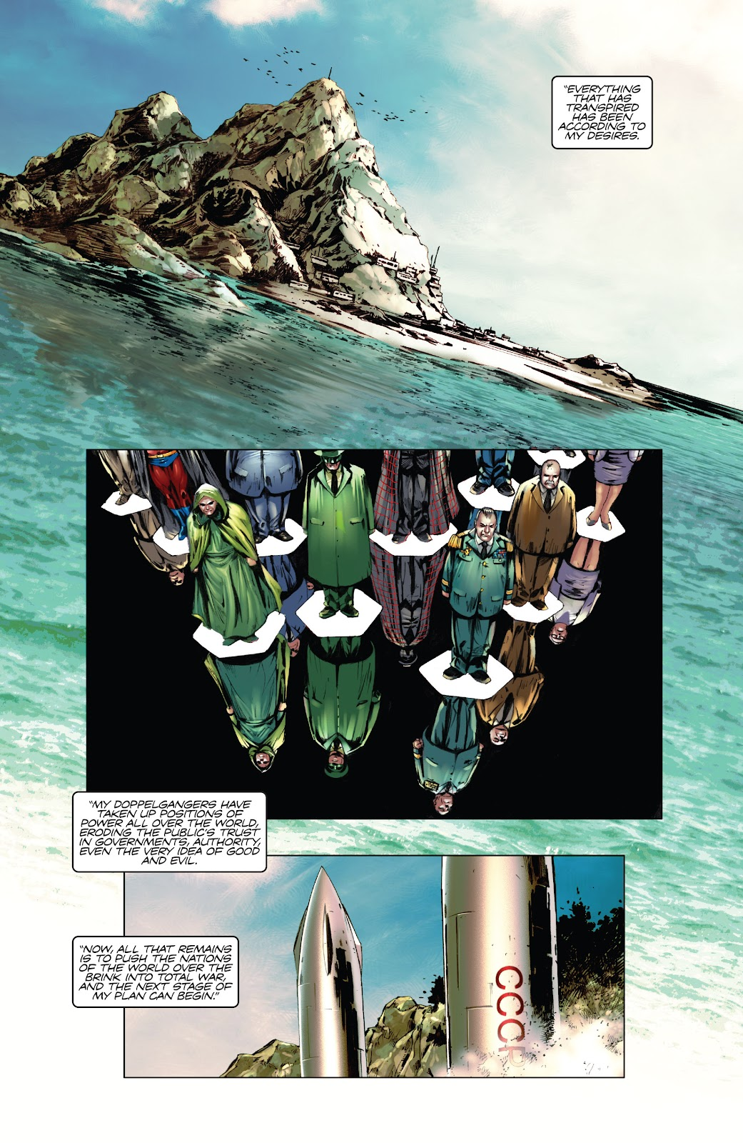 Read online Codename: Action comic -  Issue #5 - 4