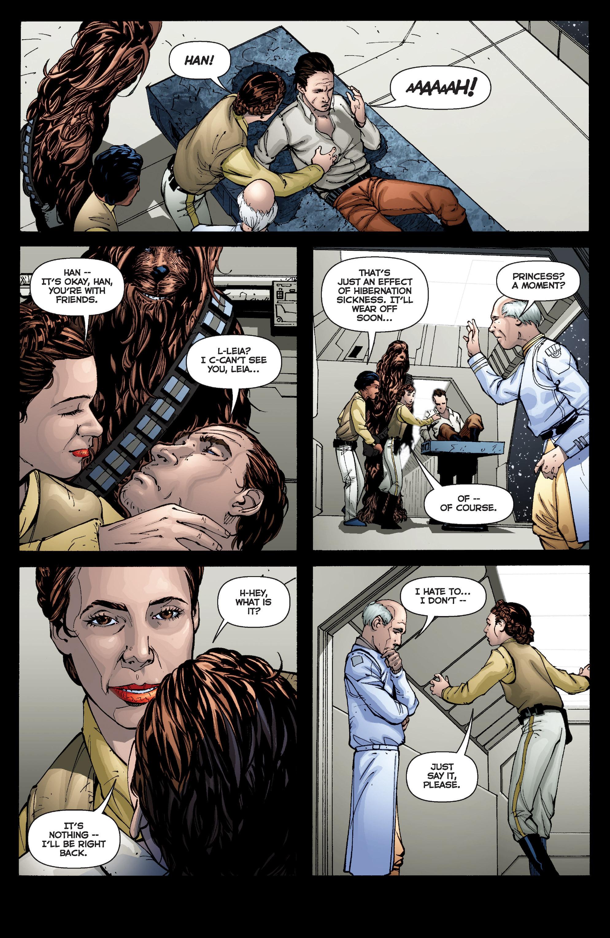 Read online Star Wars Omnibus comic -  Issue # Vol. 27 - 235