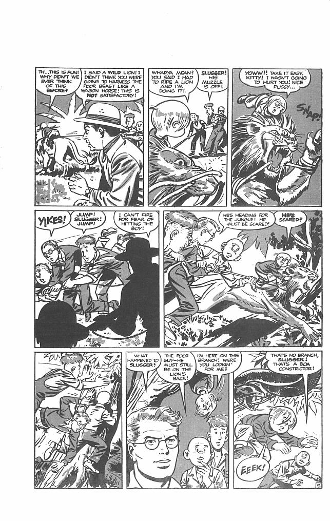 Read online Men of Mystery Comics comic -  Issue #28 - 46
