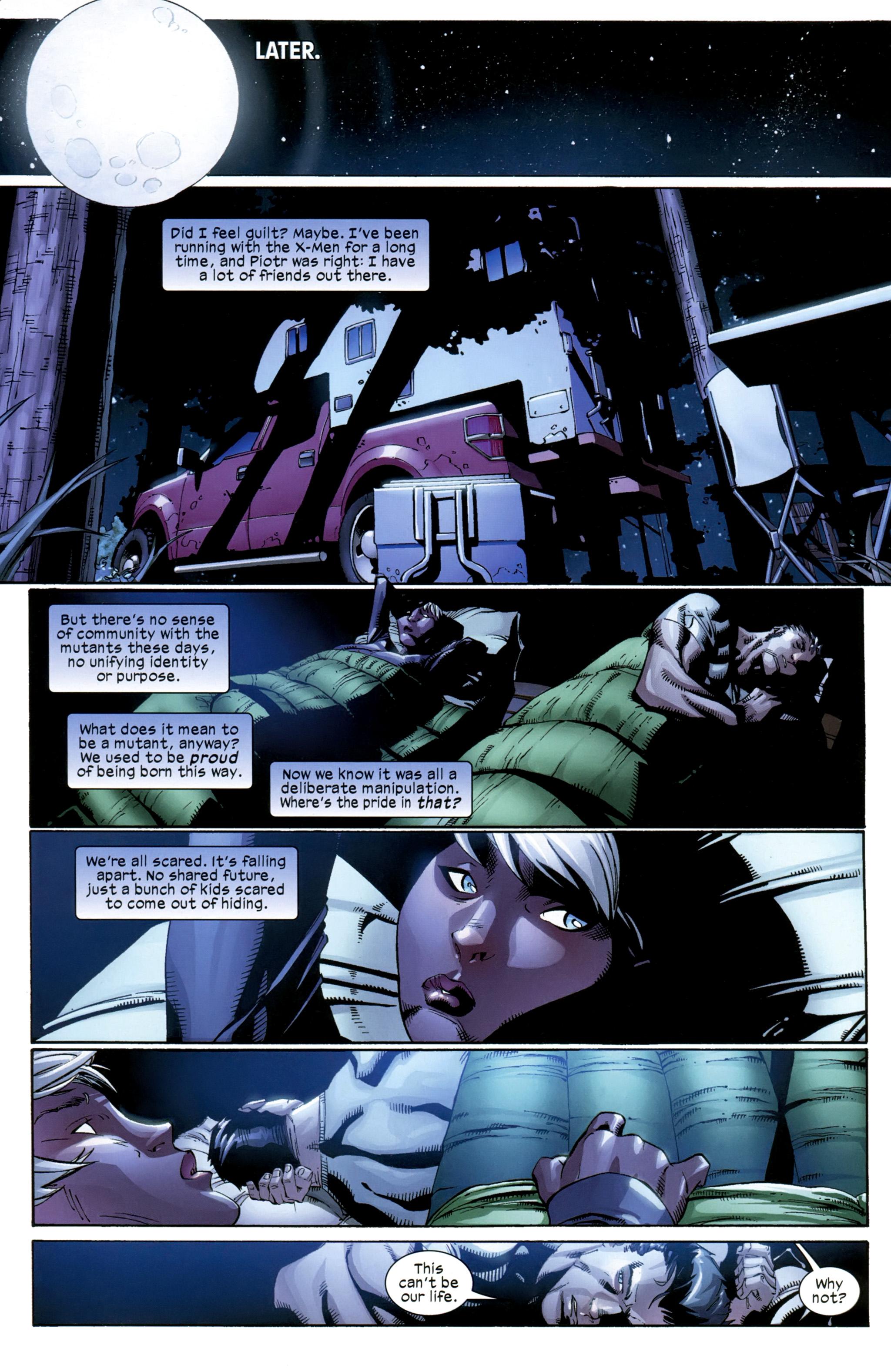 Read online Ultimate Comics X-Men comic -  Issue #23 - 8