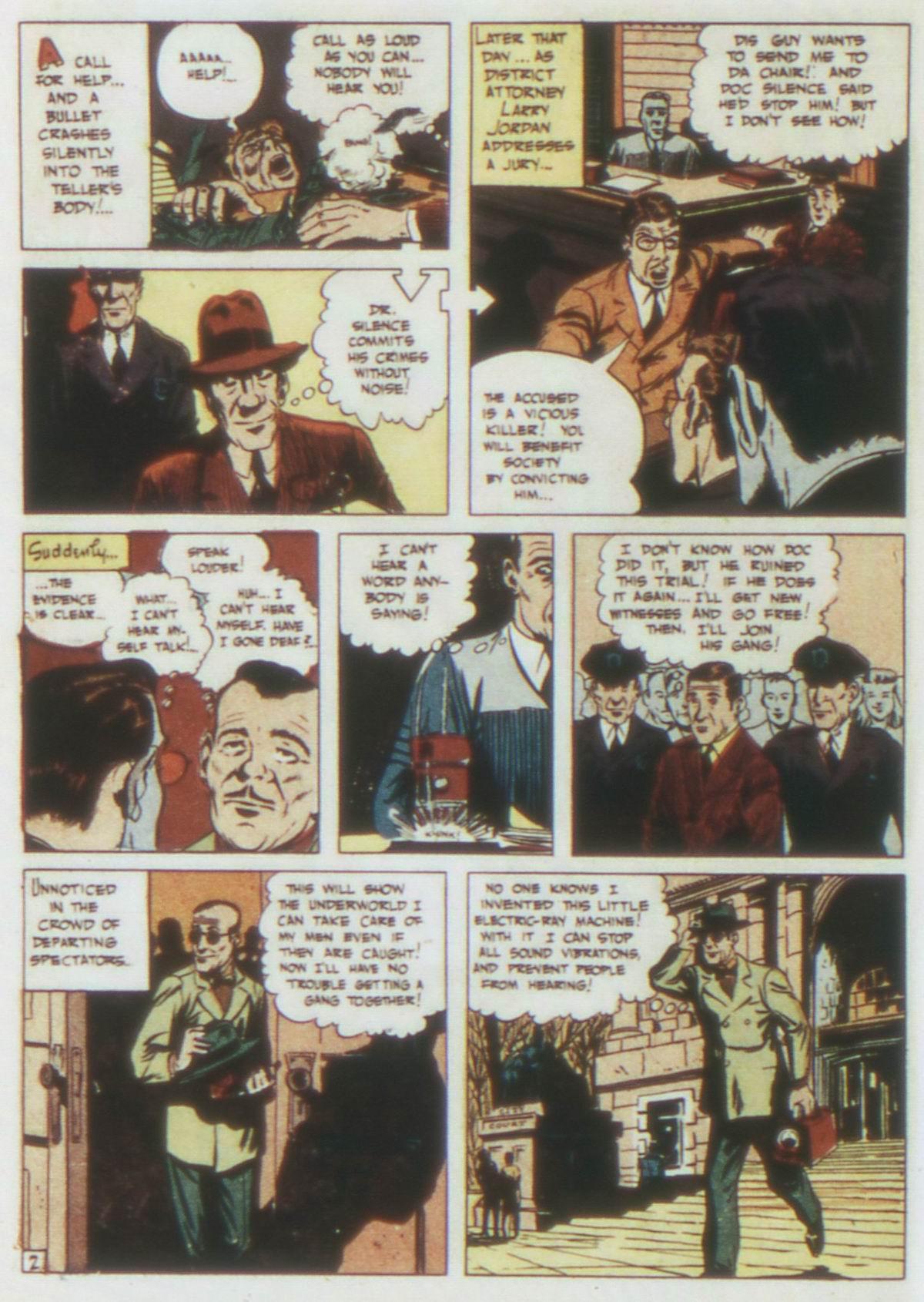 Read online Detective Comics (1937) comic -  Issue #77 - 40