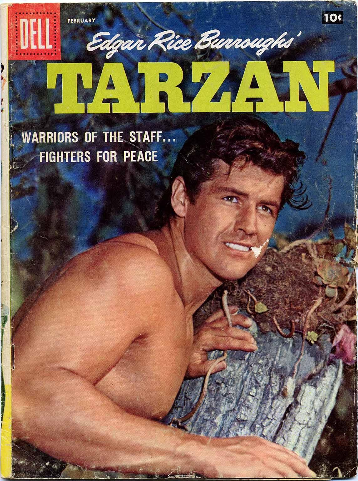 Tarzan (1948) issue 101 - Page 1