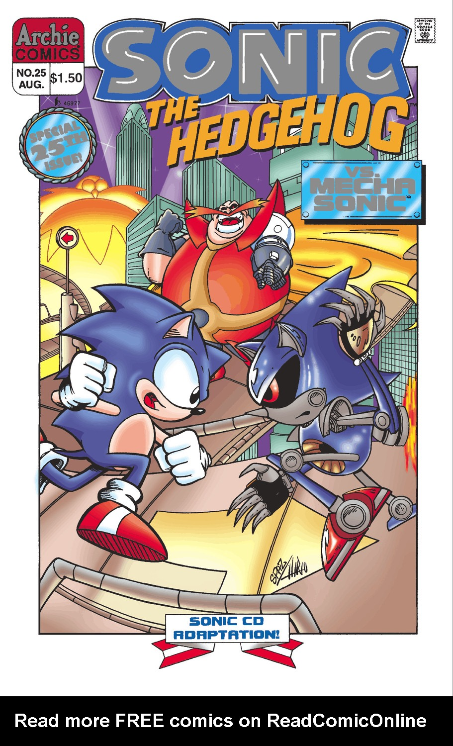Read online Sonic Universe comic -  Issue #50 - 27