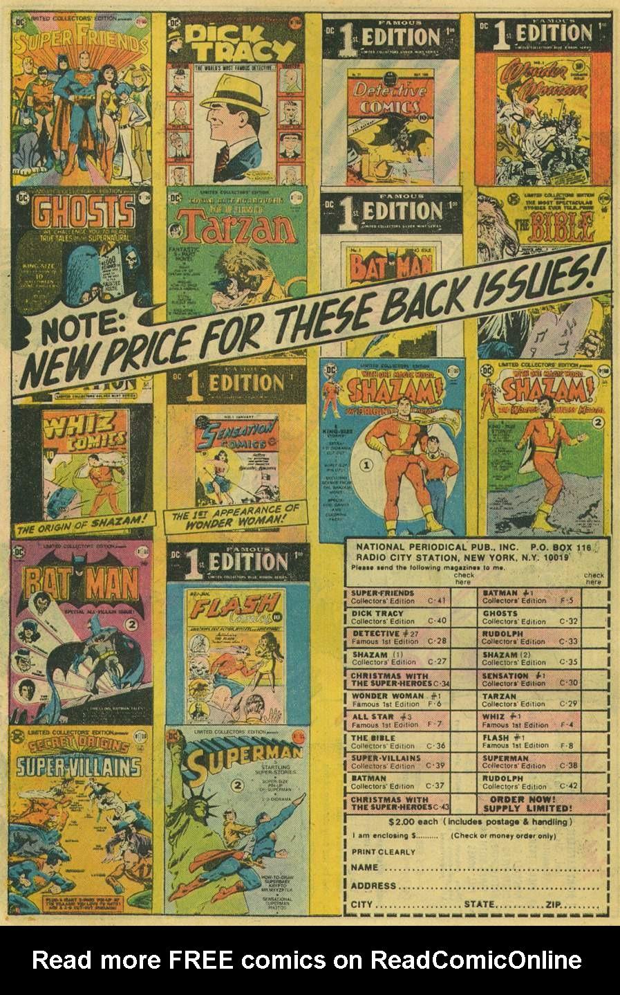 Read online Adventure Comics (1938) comic -  Issue #445 - 30