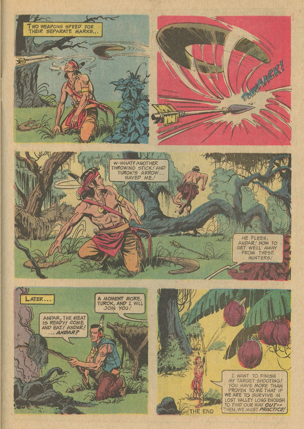 Read online Turok, Son of Stone comic -  Issue #80 - 33