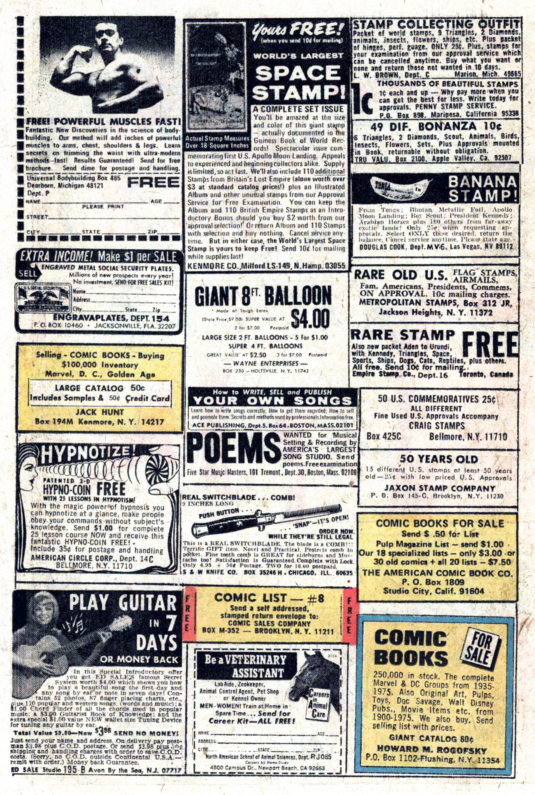 Read online Amazing Adventures (1970) comic -  Issue #33 - 25