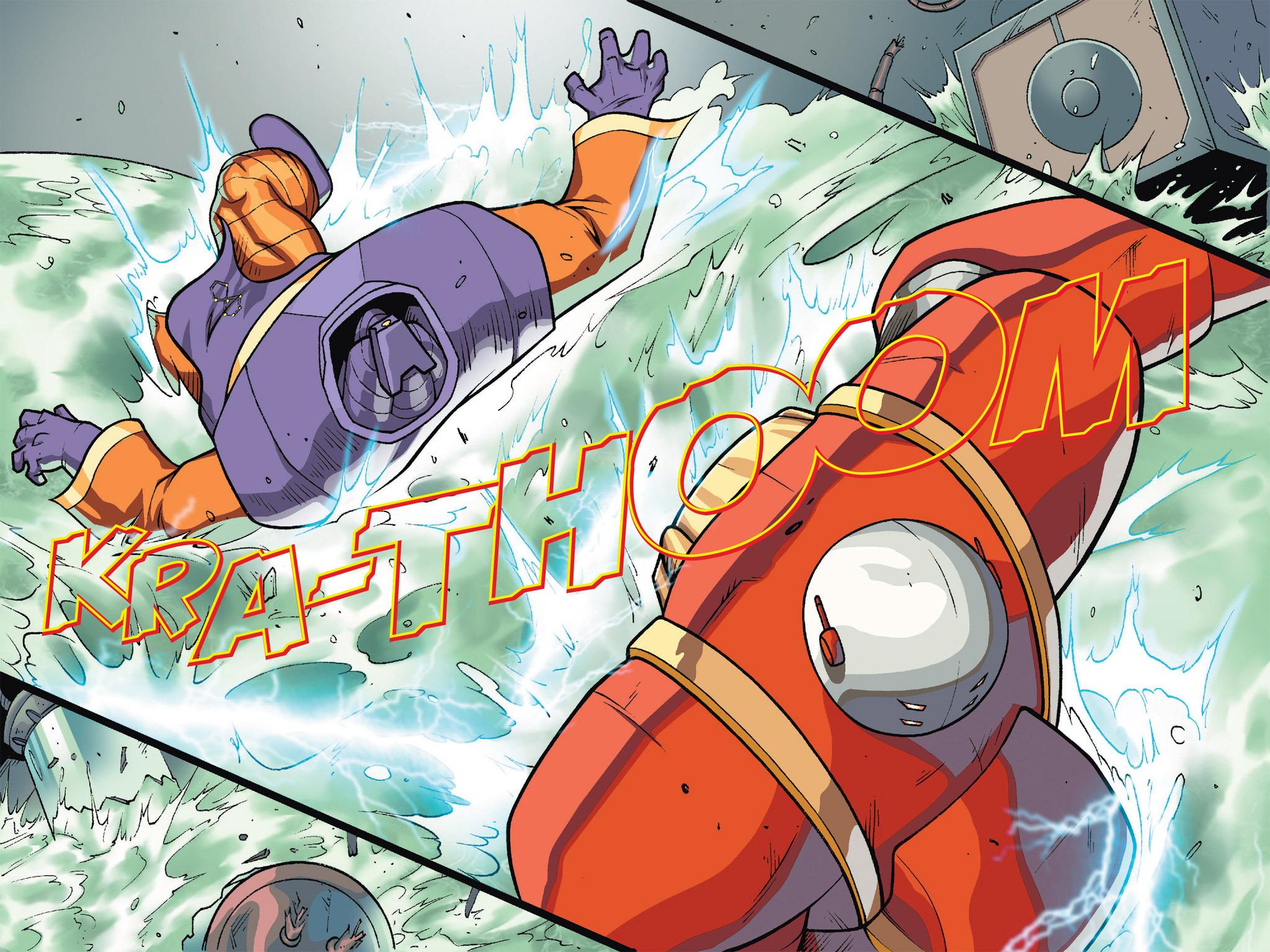Read online Ultimate Spider-Man (Infinite Comics) (2016) comic -  Issue #5 - 40