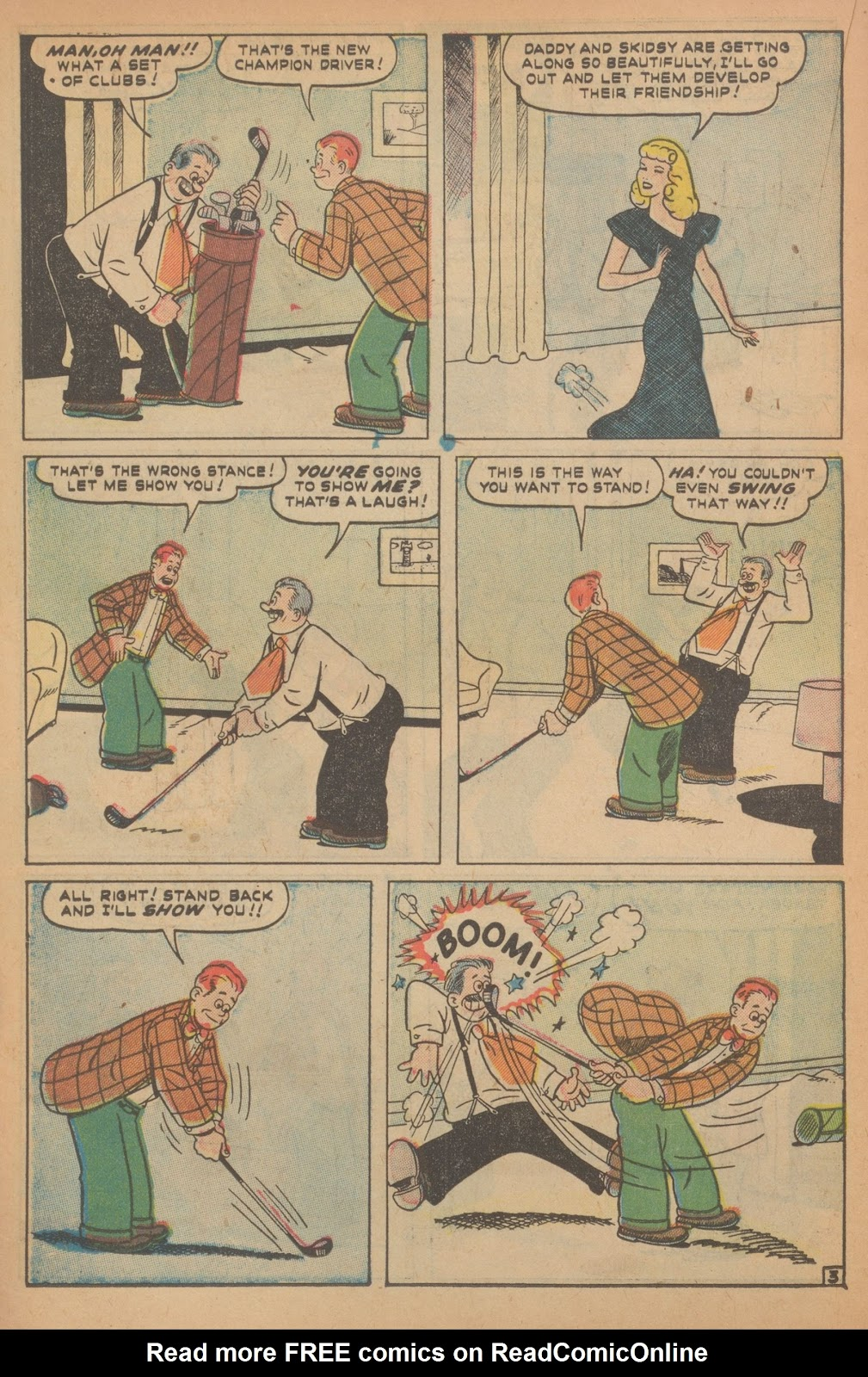 Read online Nellie The Nurse (1945) comic -  Issue #22 - 22