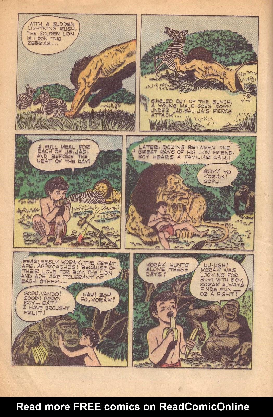 Tarzan (1948) issue 50 - Page 20
