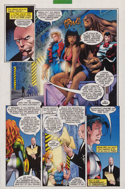 Read online Alpha Flight (1997) comic -  Issue #10 - 4