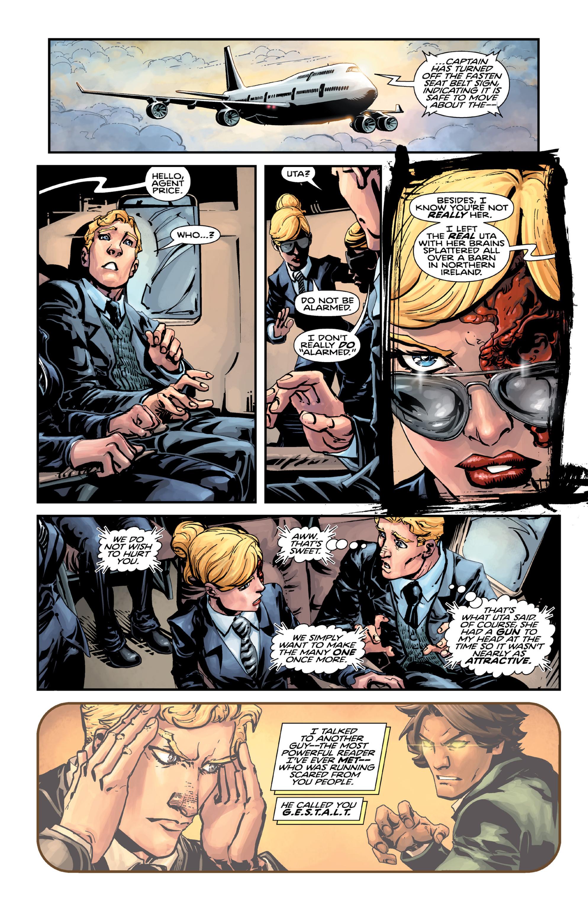 Read online Brain Boy:  The Men from G.E.S.T.A.L.T. comic -  Issue # TPB - 26