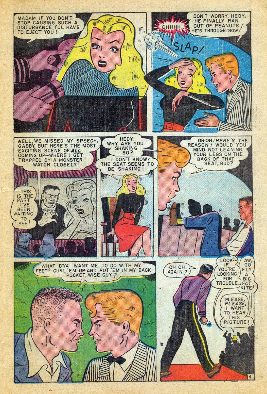 Read online Millie the Model comic -  Issue #14 - 27