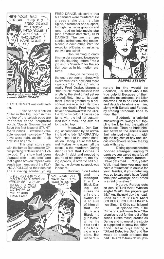 Read online Men of Mystery Comics comic -  Issue #17 - 17