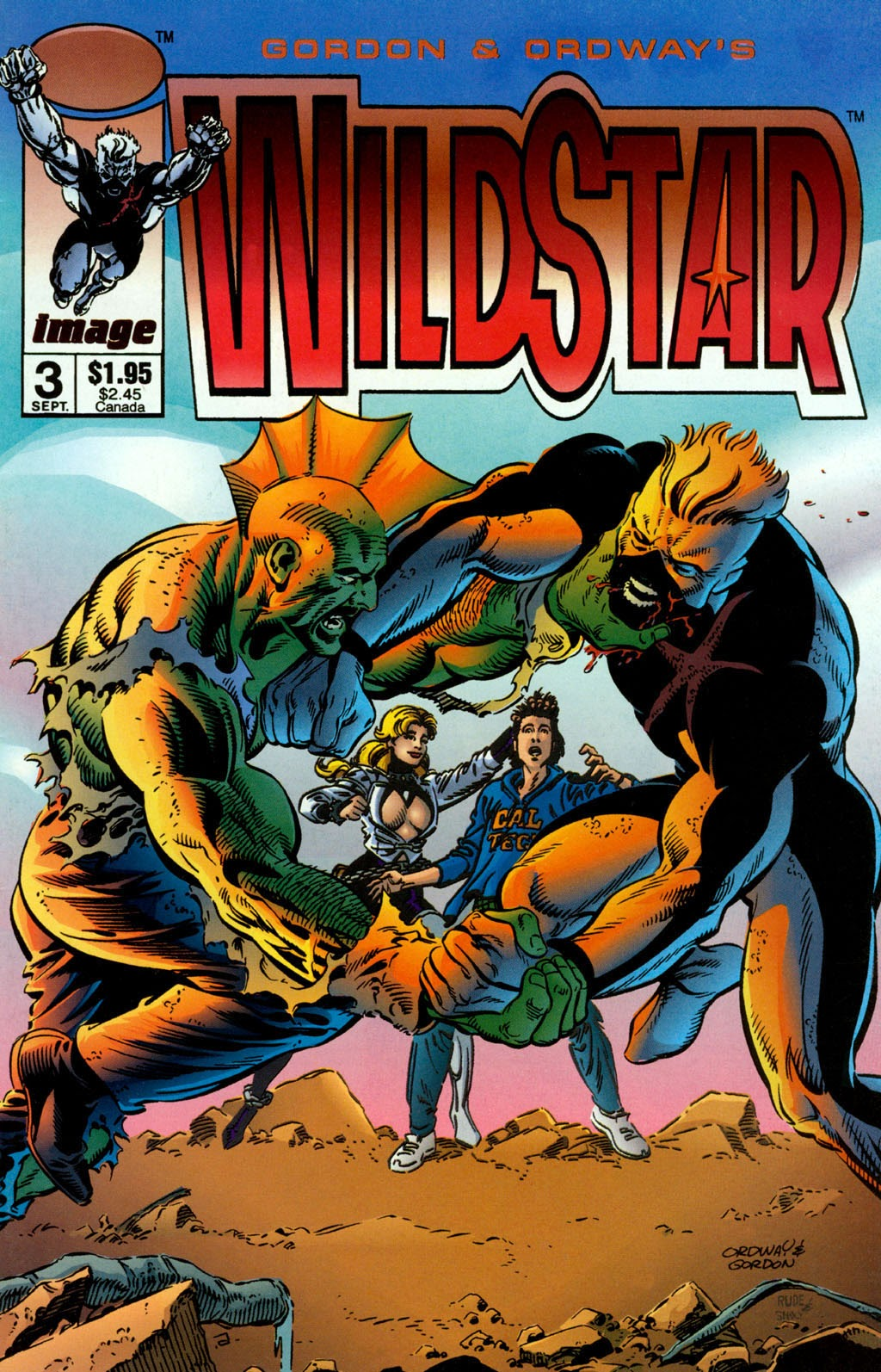 Wildstar: Sky Zero 3 Page 1
