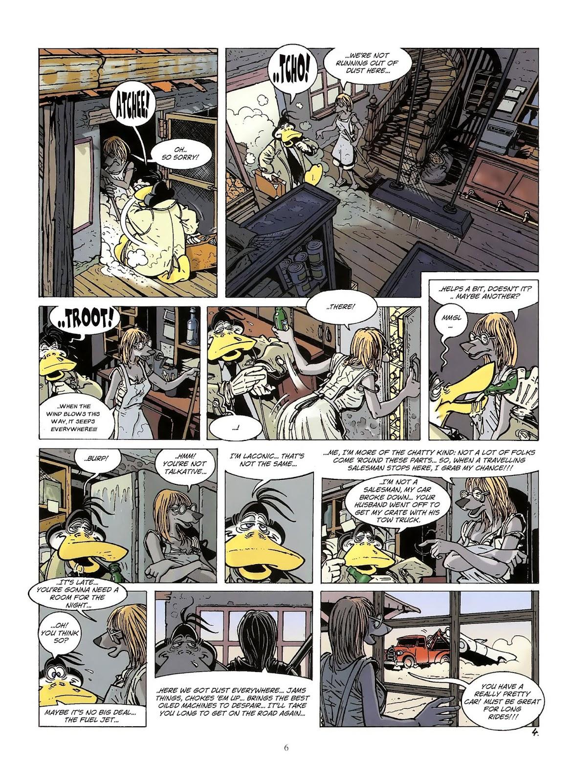 Une enquête de l'inspecteur Canardo issue 10 - Page 7