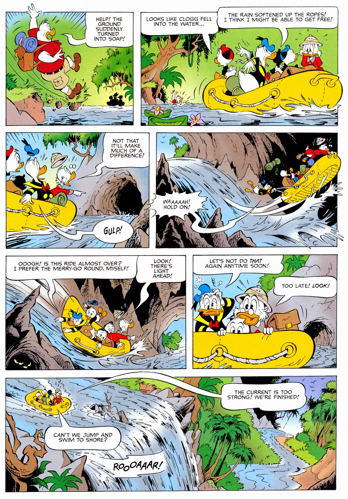 Read online Uncle Scrooge (1953) comic -  Issue #330 - 37