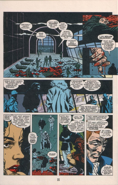 Read online Aliens/Predator: The Deadliest of the Species comic -  Issue #1 - 27