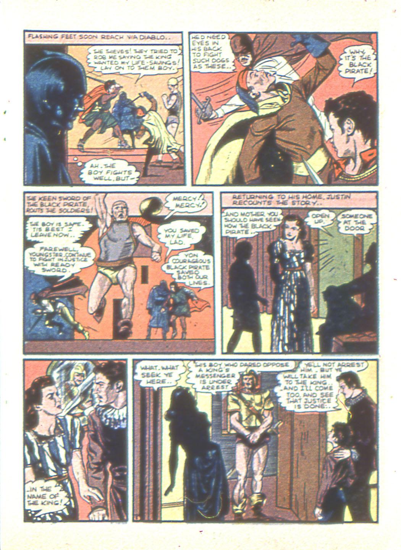 Read online Sensation (Mystery) Comics comic -  Issue #6 - 19