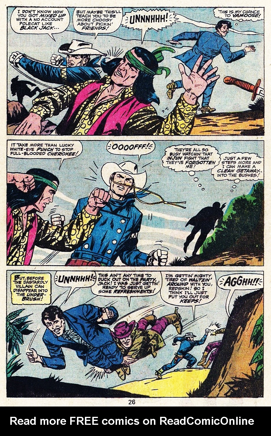 The Rawhide Kid (1955) issue 132 - Page 28