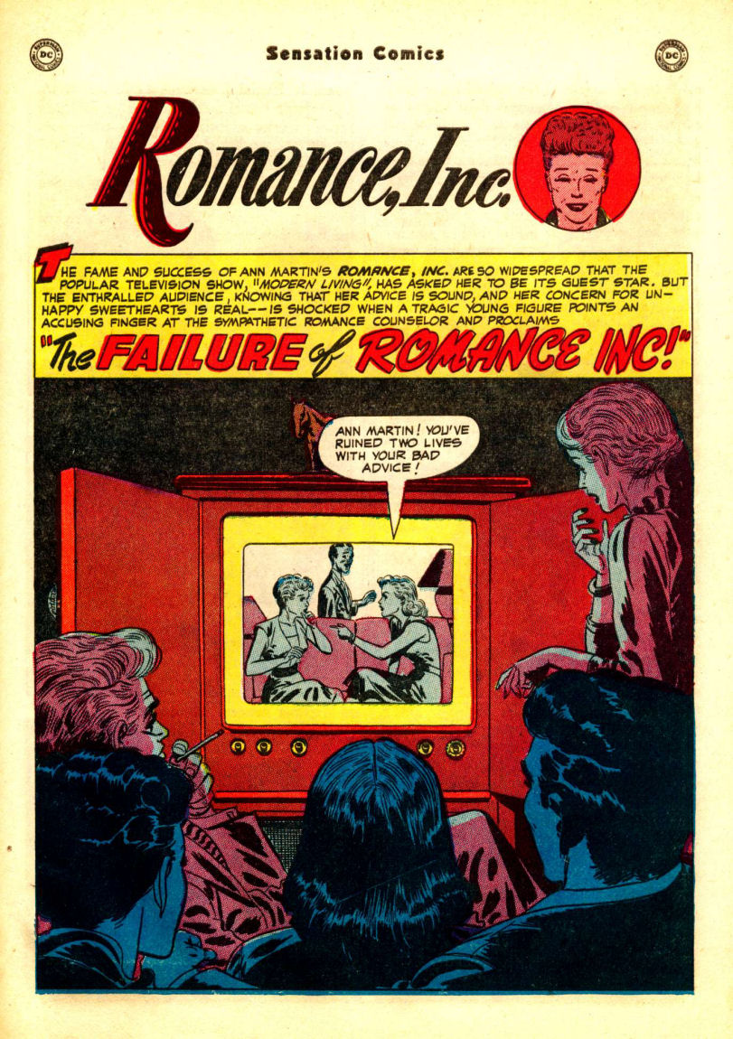 Read online Sensation (Mystery) Comics comic -  Issue #99 - 39