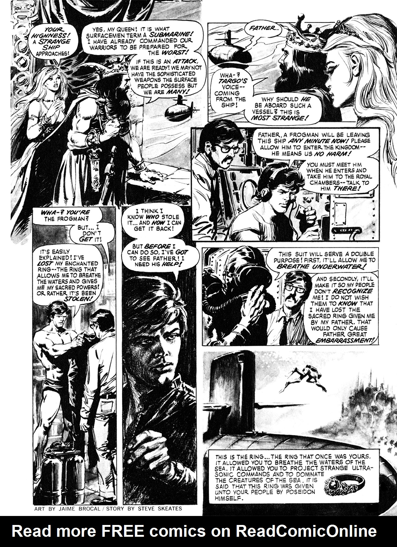 Read online Eerie Archives comic -  Issue # TPB 8 - 200