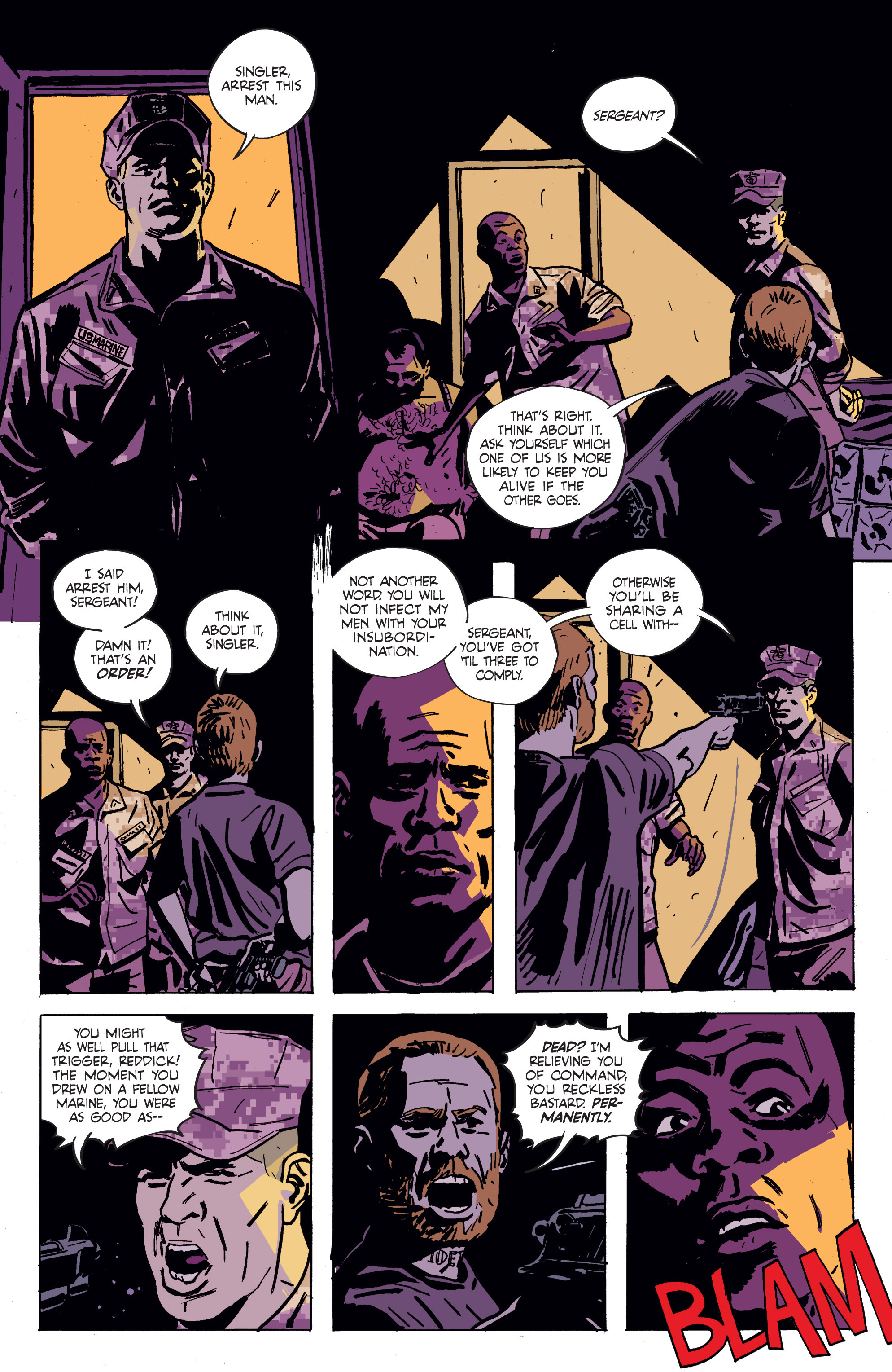 Read online Graveyard of Empires comic -  Issue # TPB - 37