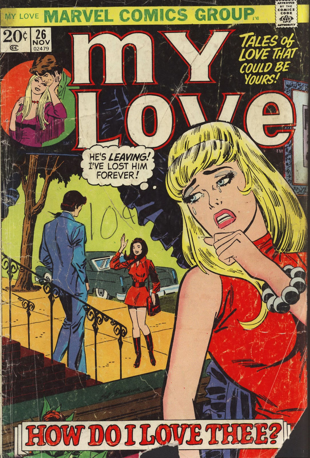 My Love (1969) issue 26 - Page 1