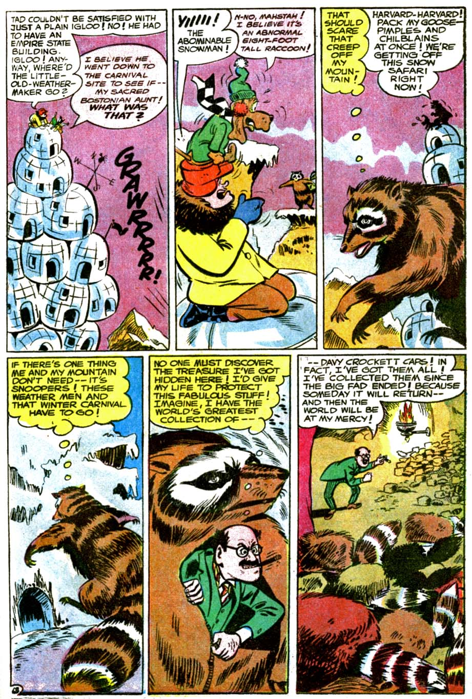 The Adventures of Bob Hope issue 97 - Page 19