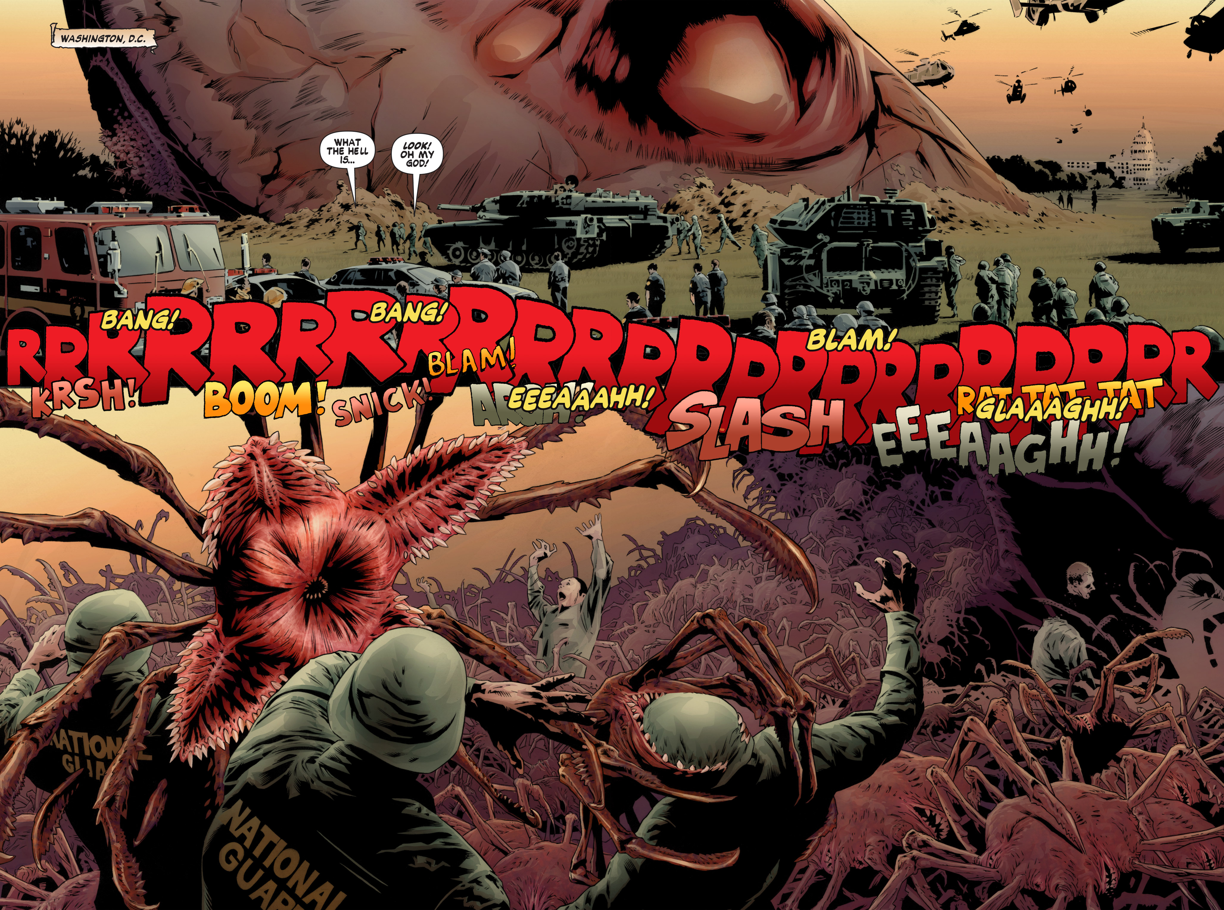 Read online Bad Planet comic -  Issue # TPB - 30