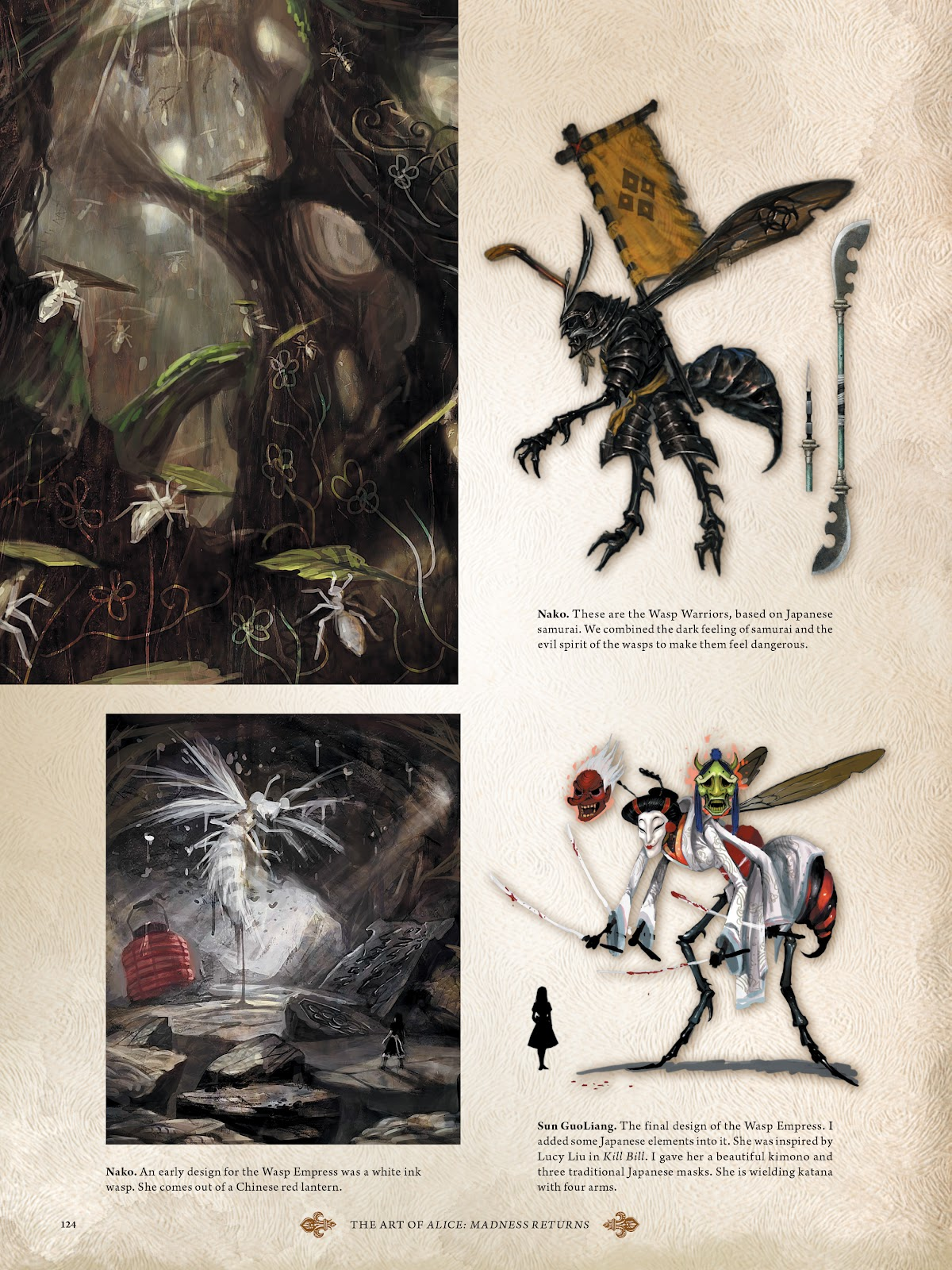 Read online The Art of Alice: Madness Returns comic -  Issue # TPB (Part 2) - 20