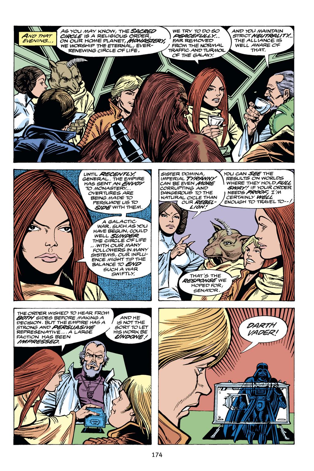 Read online Star Wars Omnibus comic -  Issue # Vol. 14 - 173