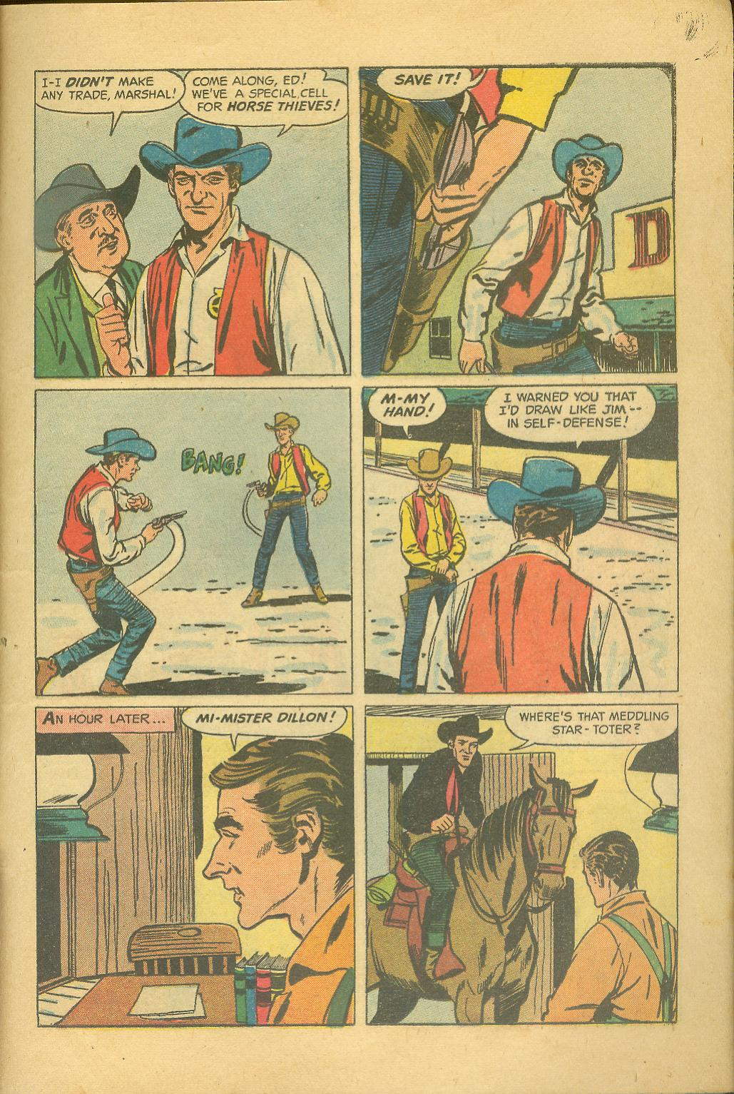 Four Color Comics issue 769 - Page 23