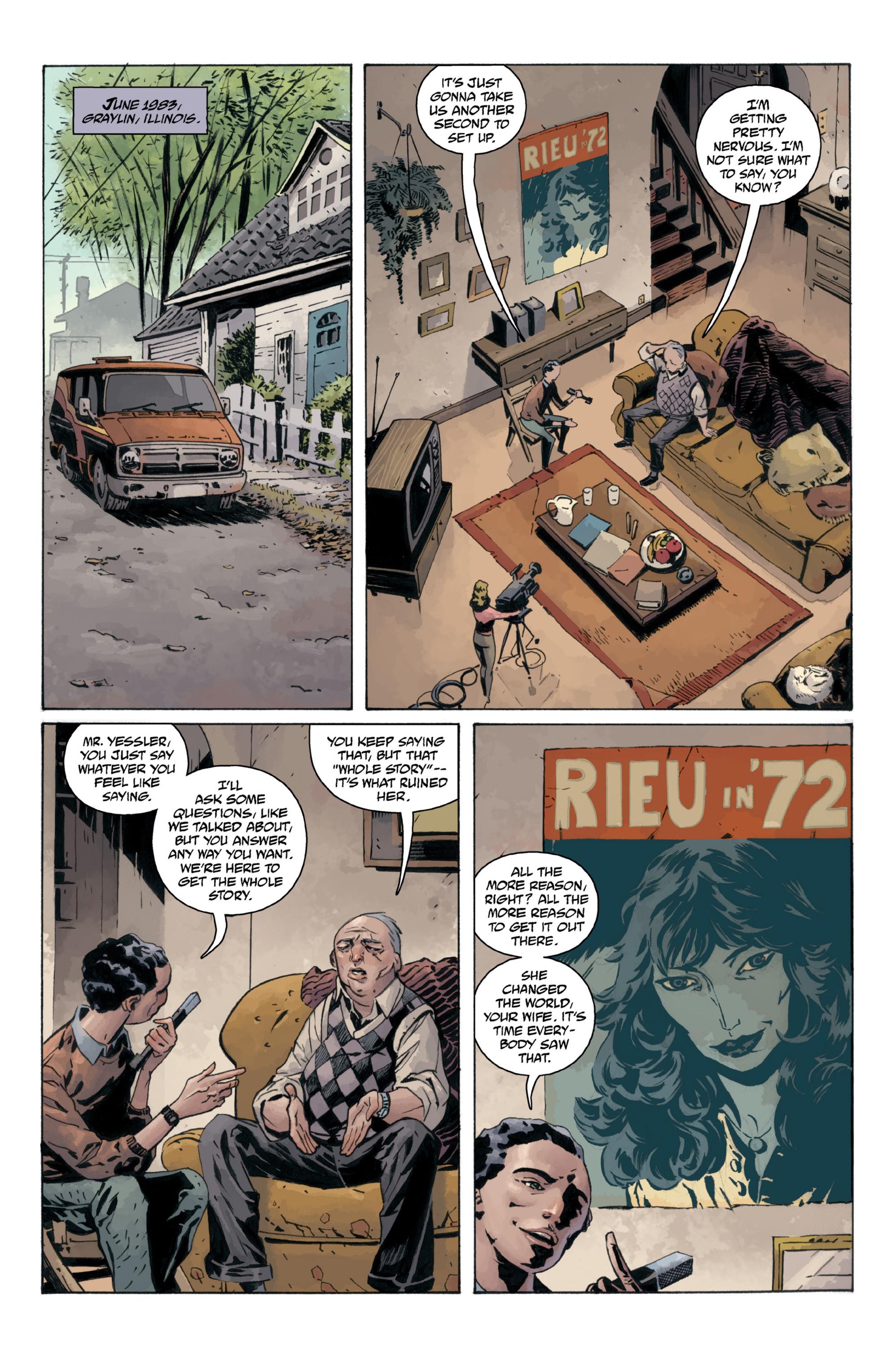 Read online B.P.R.D.: 1948 comic -  Issue # TPB - 12