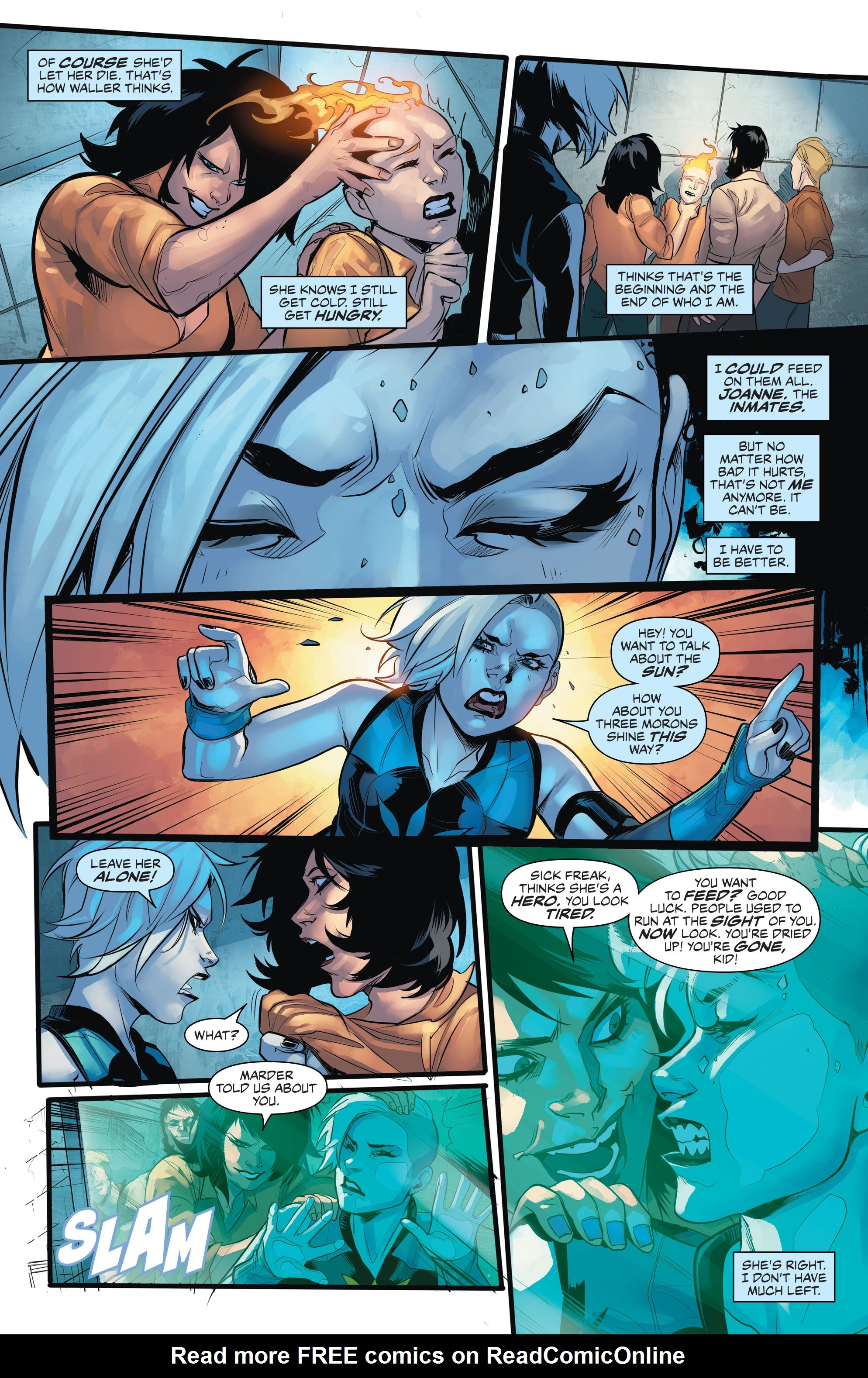 Read online Justice League of America: Killer Frost - Rebirth comic -  Issue # Full - 17
