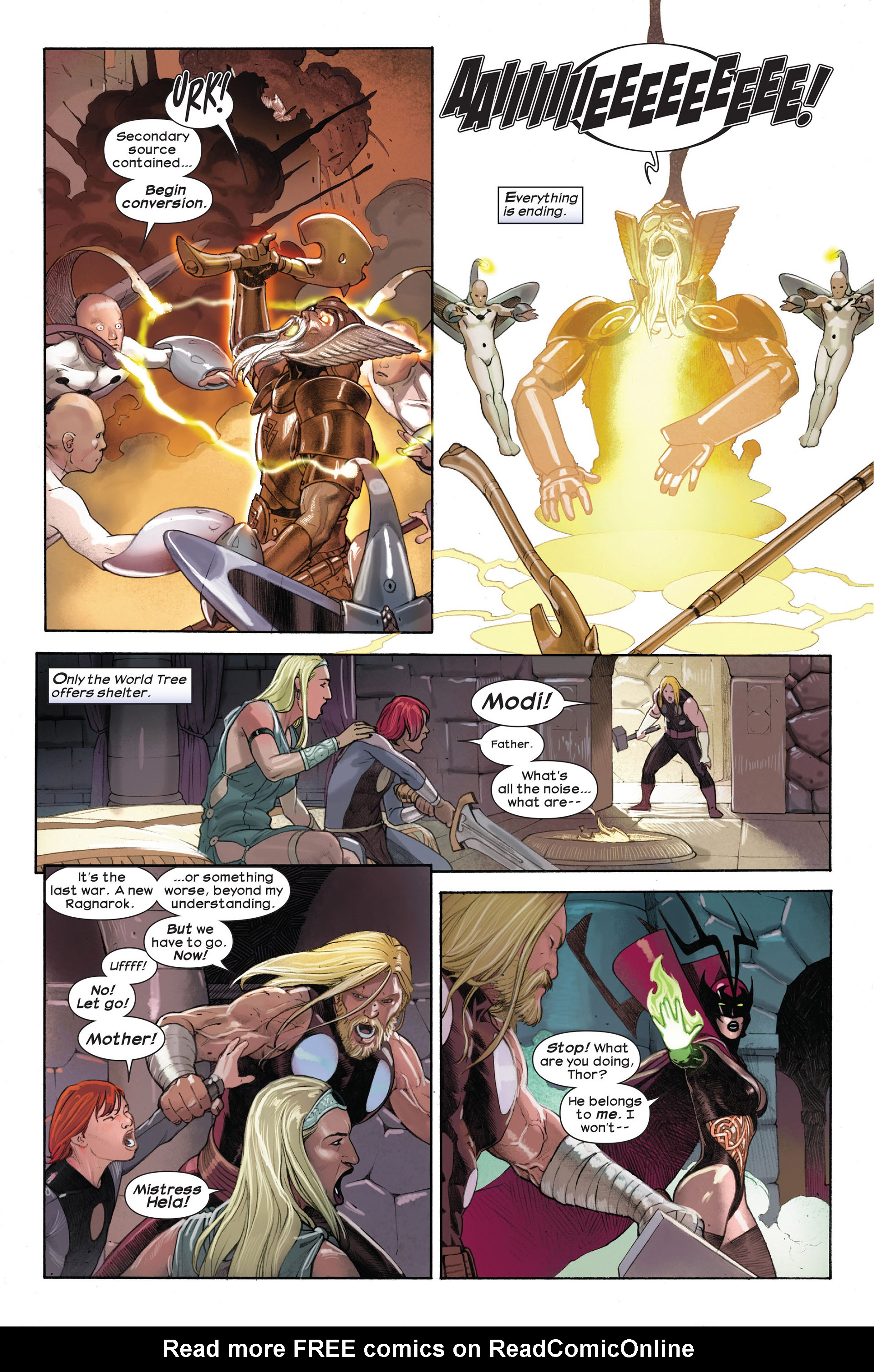 Read online Ultimate Comics Ultimates comic -  Issue #2 - 21