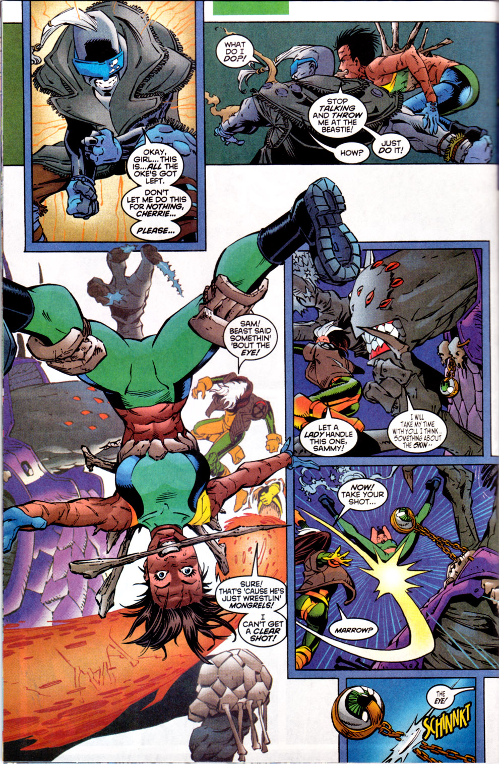 X-Men (1991) 75 Page 32