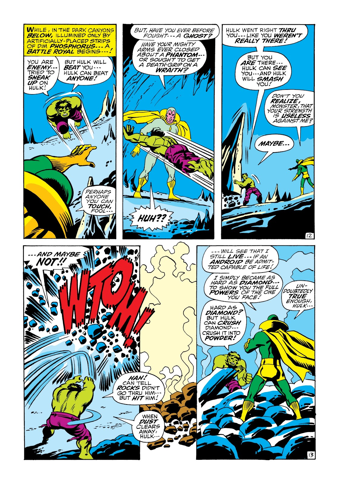 Read online Marvel Masterworks: The Incredible Hulk comic -  Issue # TPB 6 (Part 2) - 46