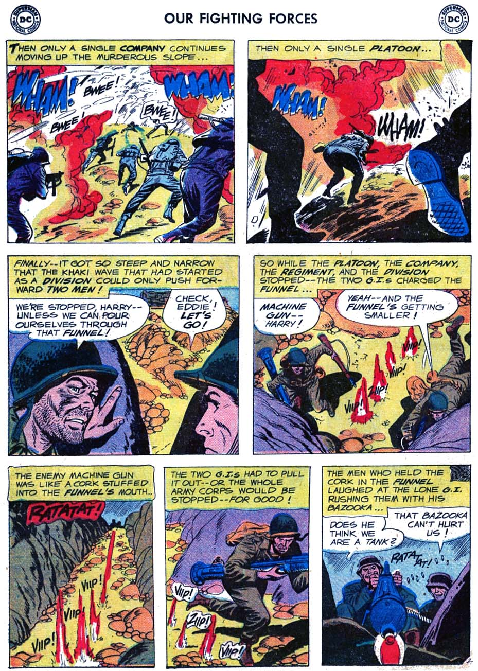 Our Fighting Forces (1954) issue 46 - Page 28