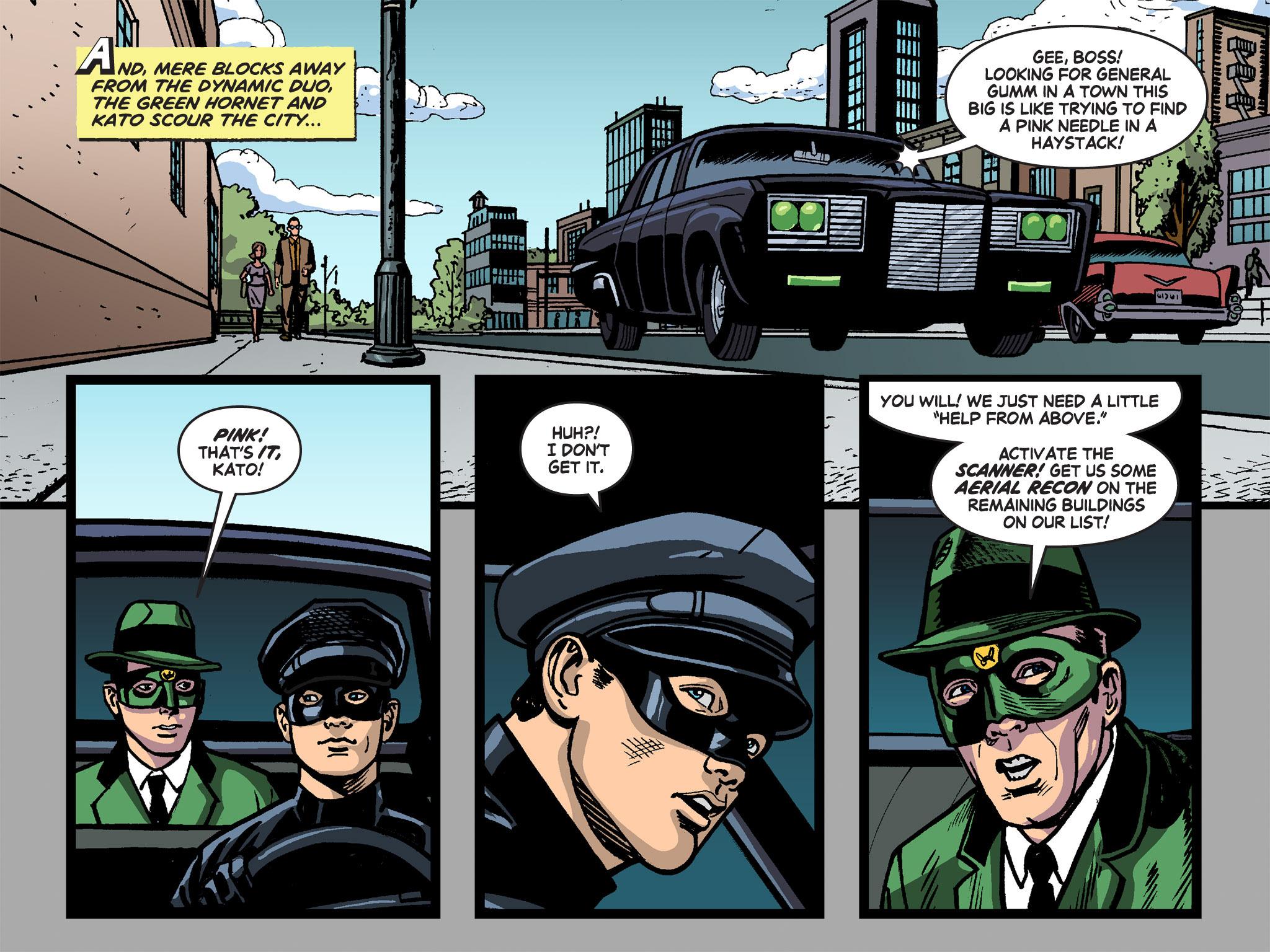 Read online Batman '66 Meets the Green Hornet [II] comic -  Issue #4 - 78