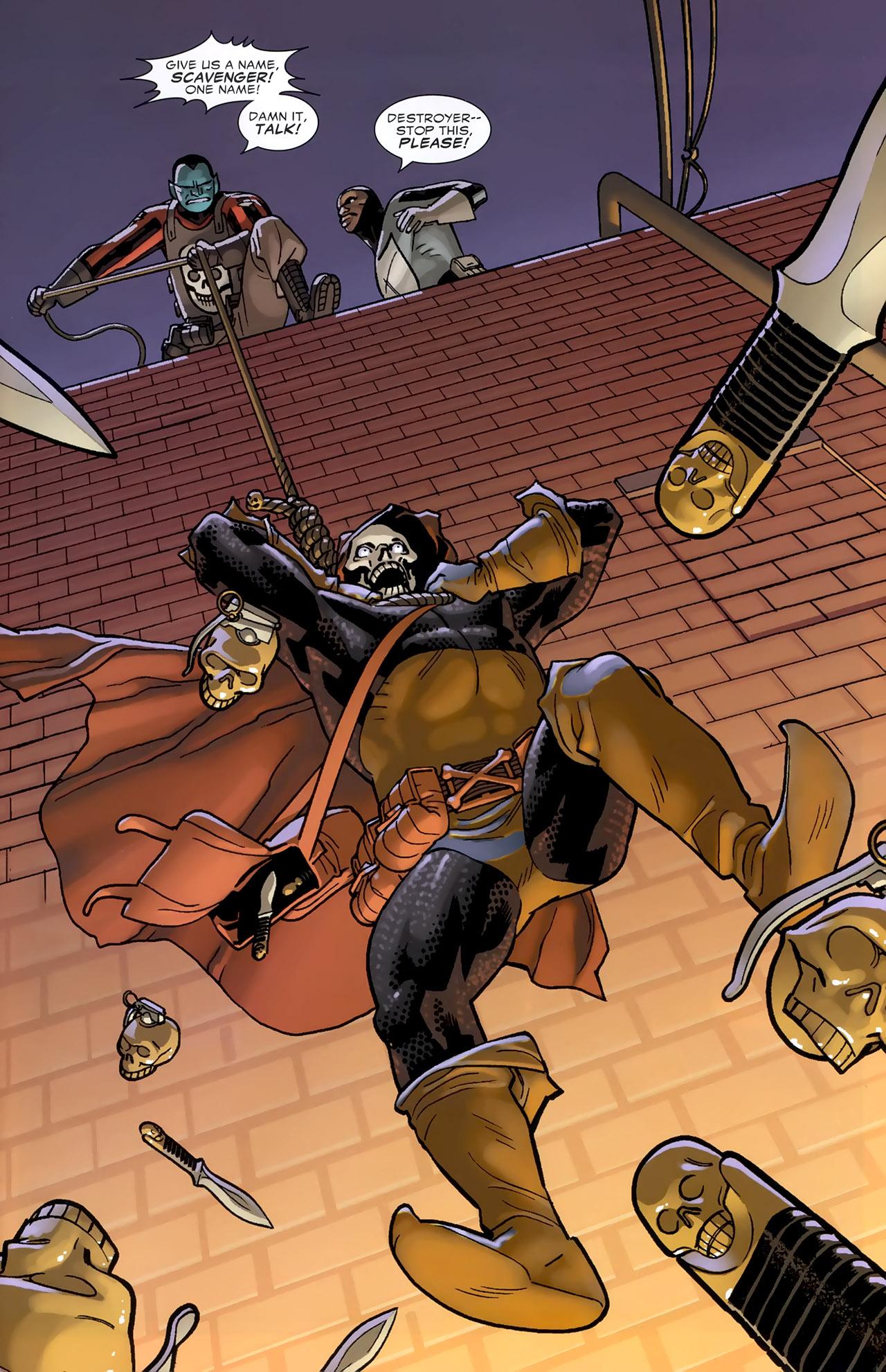 Read online Destroyer comic -  Issue #3 - 2