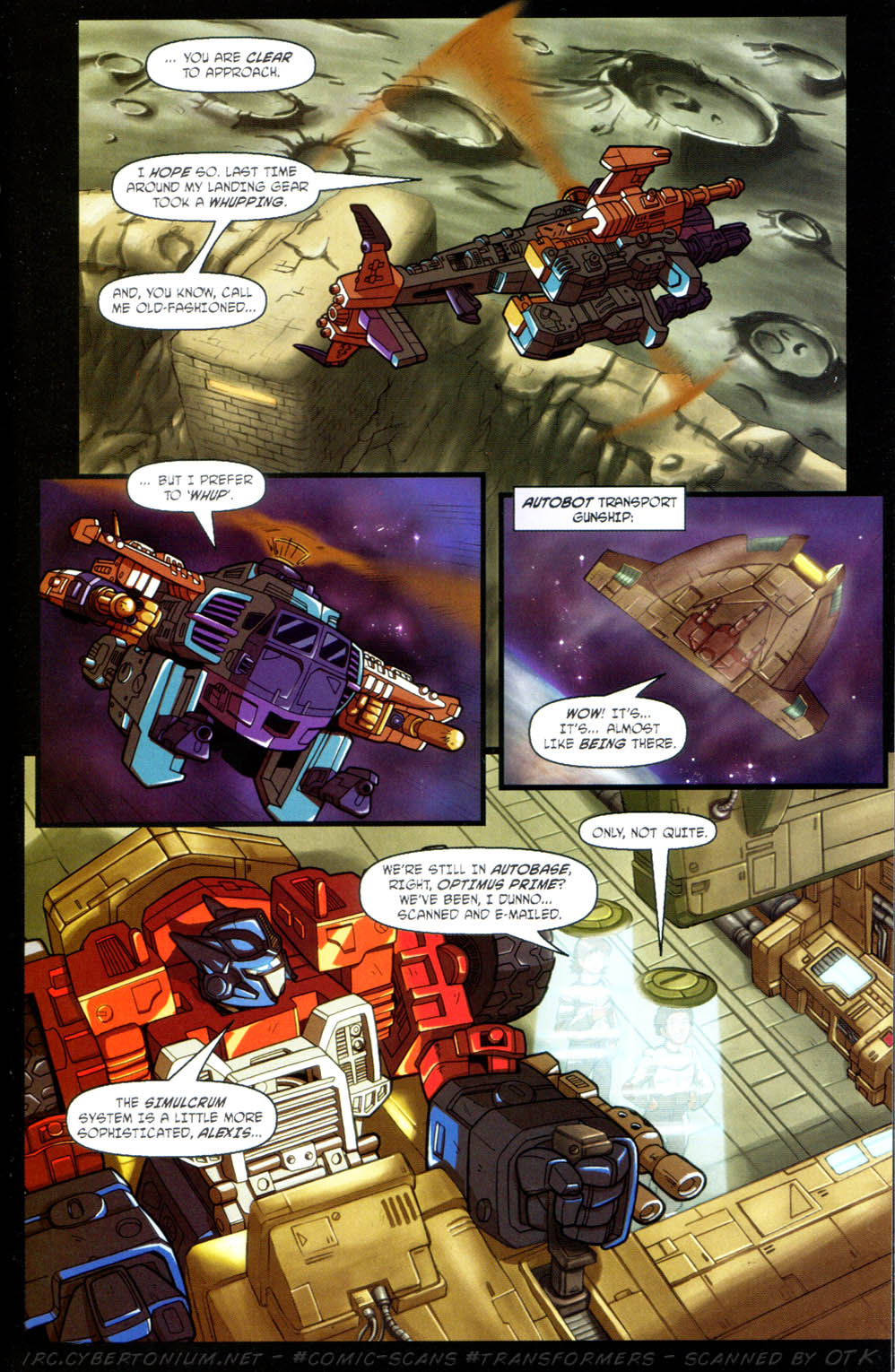 Read online Transformers Armada comic -  Issue #11 - 7
