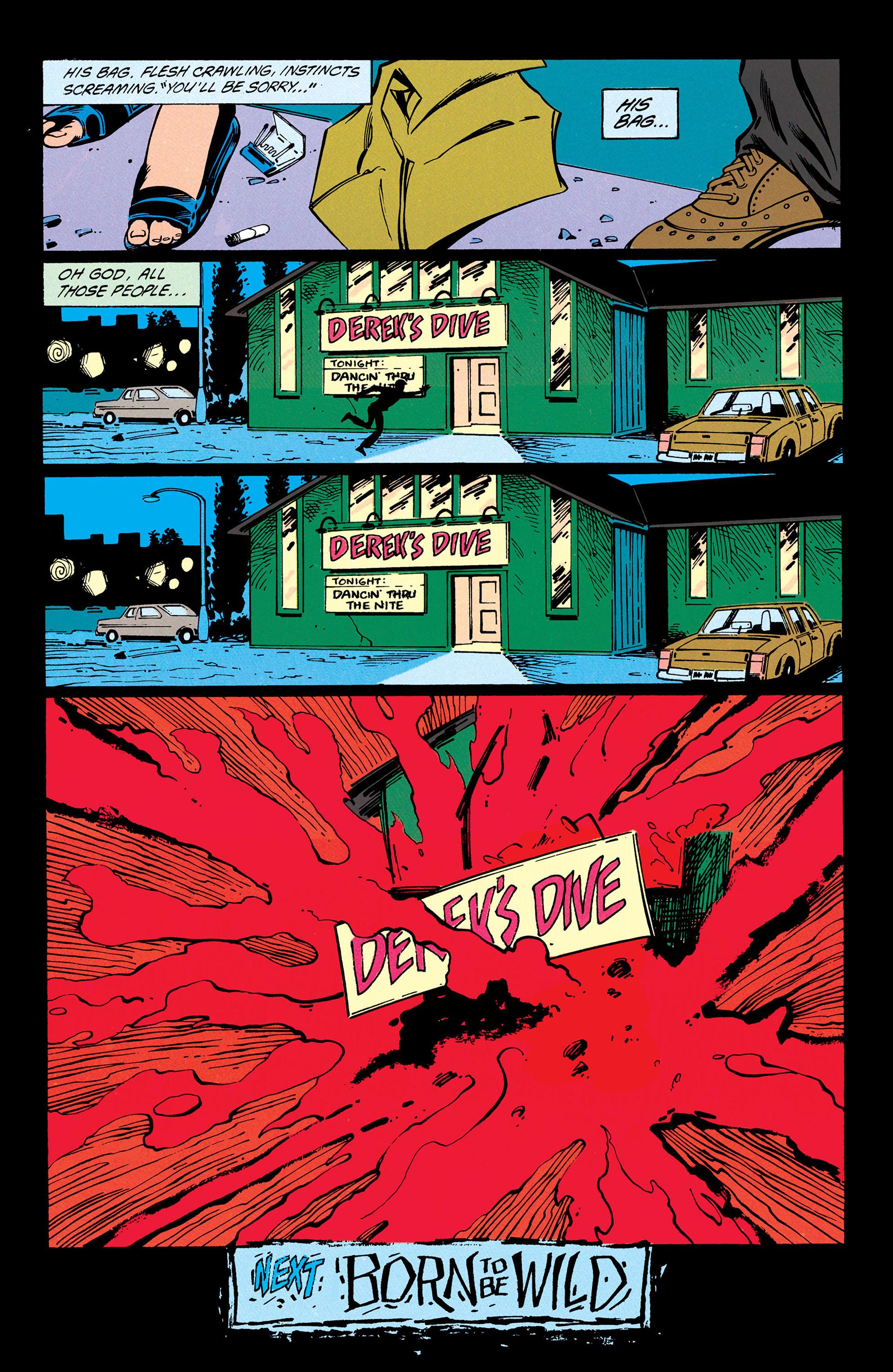 Read online Animal Man (1988) comic -  Issue #28 - 25